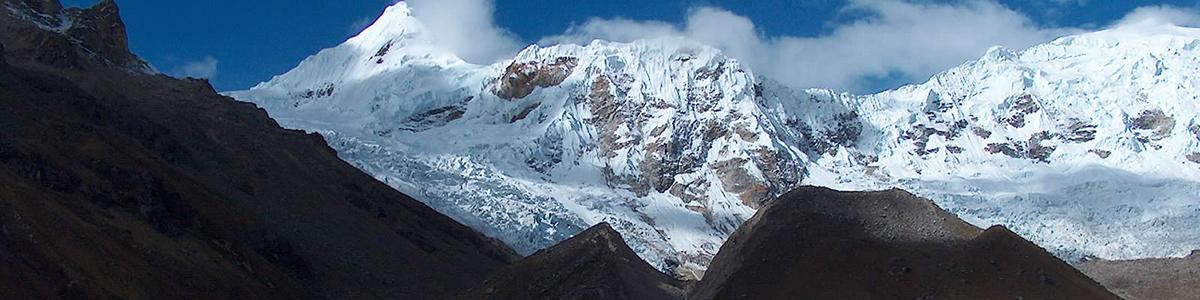 The 3 Peaks: Urus, Ishinca and Tocllaraju – 7 Days