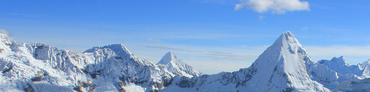 Artesonraju Mountain – 6 Days
