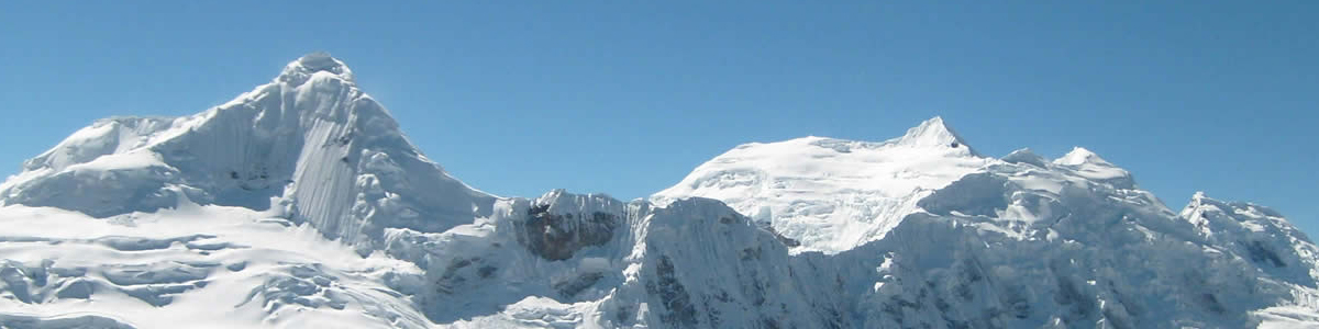 Tocllaraju Mountain – 4 Days